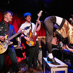 Tue, 26/06/2018 - 5:12pm - Low Cut Connie's crazy fun FUV Live set on WFUV from Rockwood Music Hall, 6/28/18. Hosted by Paul Cavalconte. Photo by Gus Philippas/WFUV