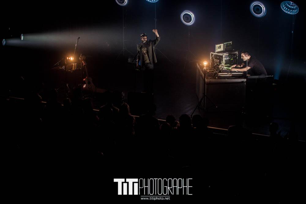 Harrison Stafford Meets Brain Damage-Grenoble-2018-Sylvain SABARD