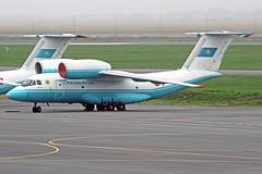 Kazakhstan Air Force Antonov An-72 07 Red TSE 27-05-18
