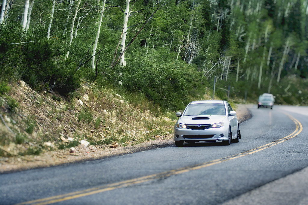 WRX In Its Natural Habitat