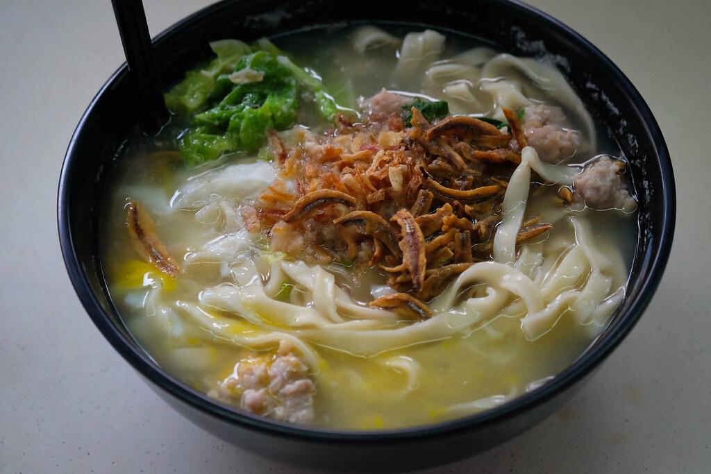 teban gardens ban mian soup