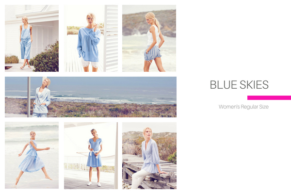 Blue Skies Collection