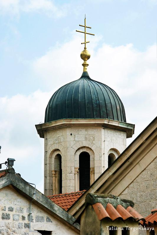 Одна из колоколен церкви Св.Николая