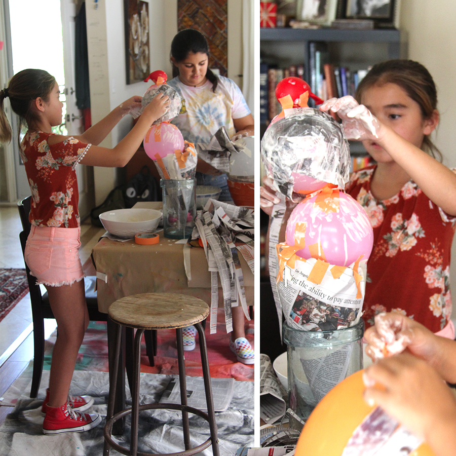 SAJ-Art-Camp-Day-3-Paper-Mache-Mess-2
