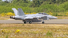 United States Navy Boeing EA-18G Growler 169145 C/N G136