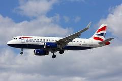 A320 G-EUYV London Heathrow 21.06.18