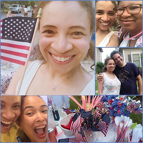 When you're lucky enough to spend July 4 with super awesome people  #latergram