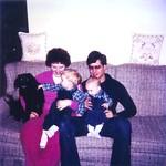 1983-12 Joanne+Wil+Ricky+Bill