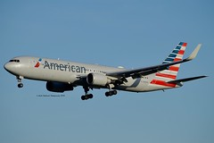 American Airlines N399AN Boeing 767-323ER Winglets cn/29606-752 399 @