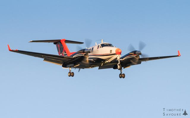 VIY | Direction Générale de l'Aviation Civile Beechcraft 200 Super King Air