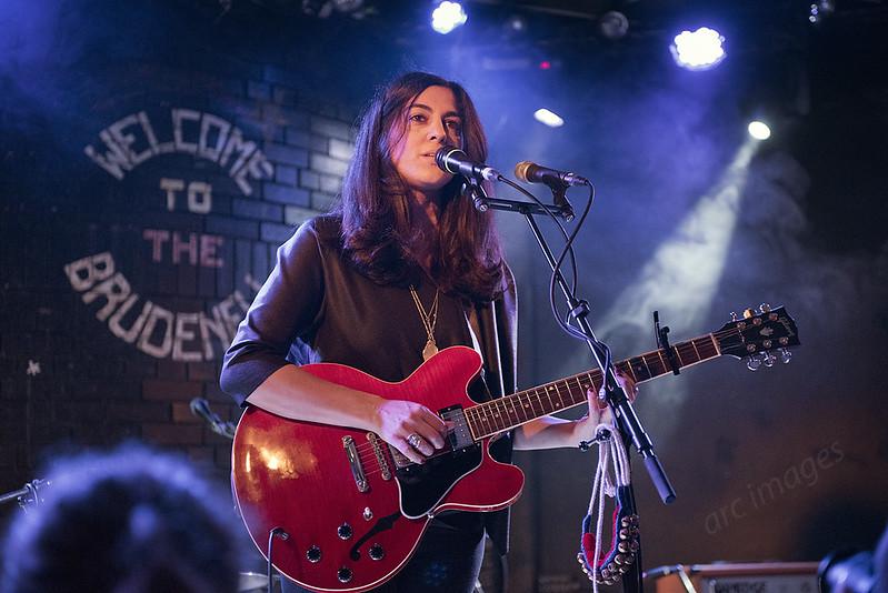 Nadine Khouri at Leeds Brudenell Social Club