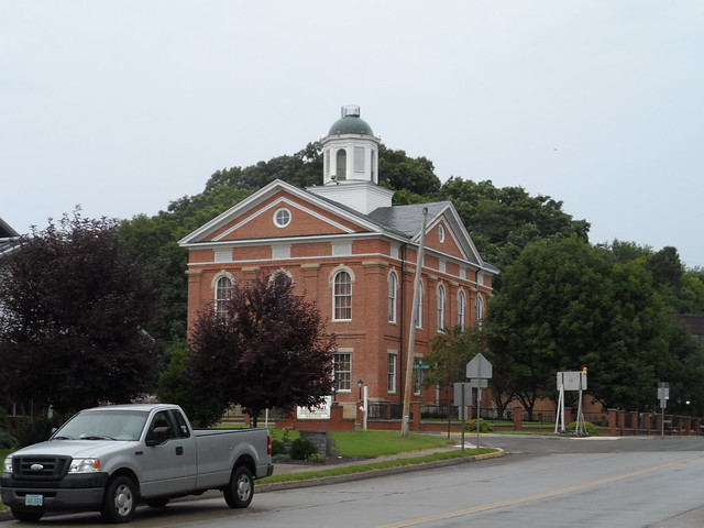 Hancock County Courthouse, August 6,2017