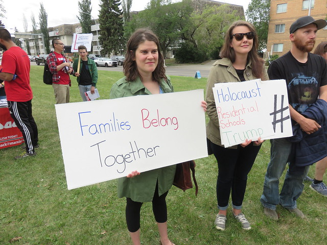 Families Belong Together - Edmonton