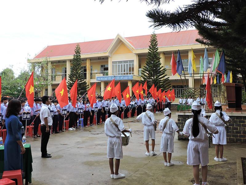 Lễ tổng kết năm học 2017 - 2018