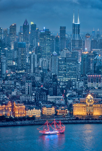 Shanghai Up High