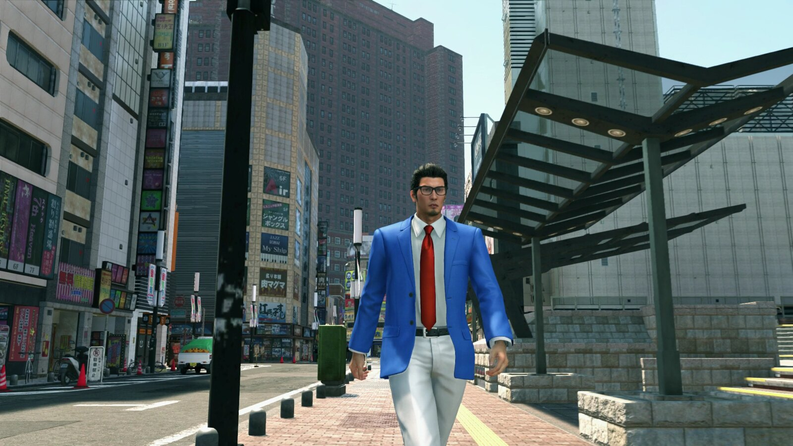 Play Yakuza Kiwami 2 today as Sega's PS4 action adventure gets
