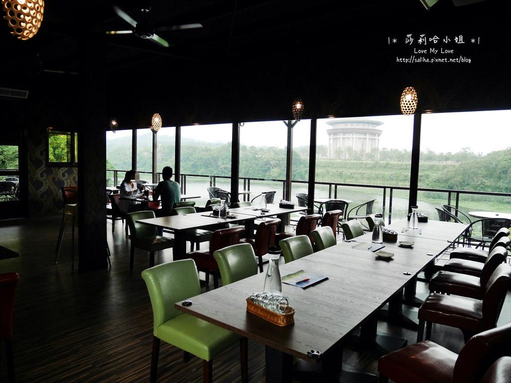 峨眉湖附近景觀餐廳推薦雪之湖咖啡下午茶義大利麵 (10)