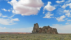 Isolated Butte