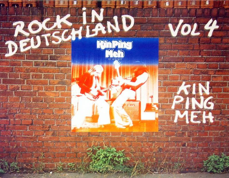 Kin Ping Meh Rock in Deutschland Vol 4
