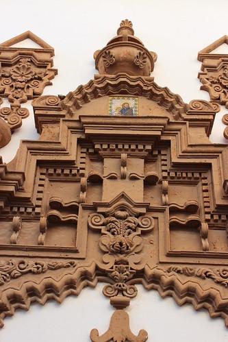 Casa señorial. Fuentes de Andalucía (Sevilla).