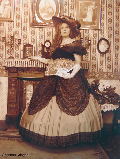Victorian/Edwardian  Shannon Kringen Sepia