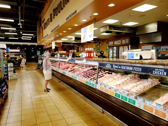 At the Meat Counter