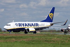 EI-SEV Boeing 737-700 @ Dublin Airport 12th May 2018