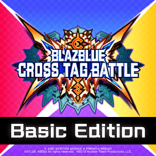 BLAZBLUE CROSS TAG BATTLE Basic Edition