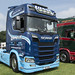 TIG 3138  Scania S580  Loane Transport