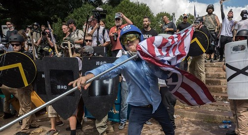 'Unite The Right' Organizer Gets Approval For Rally Anniversary Event In DC