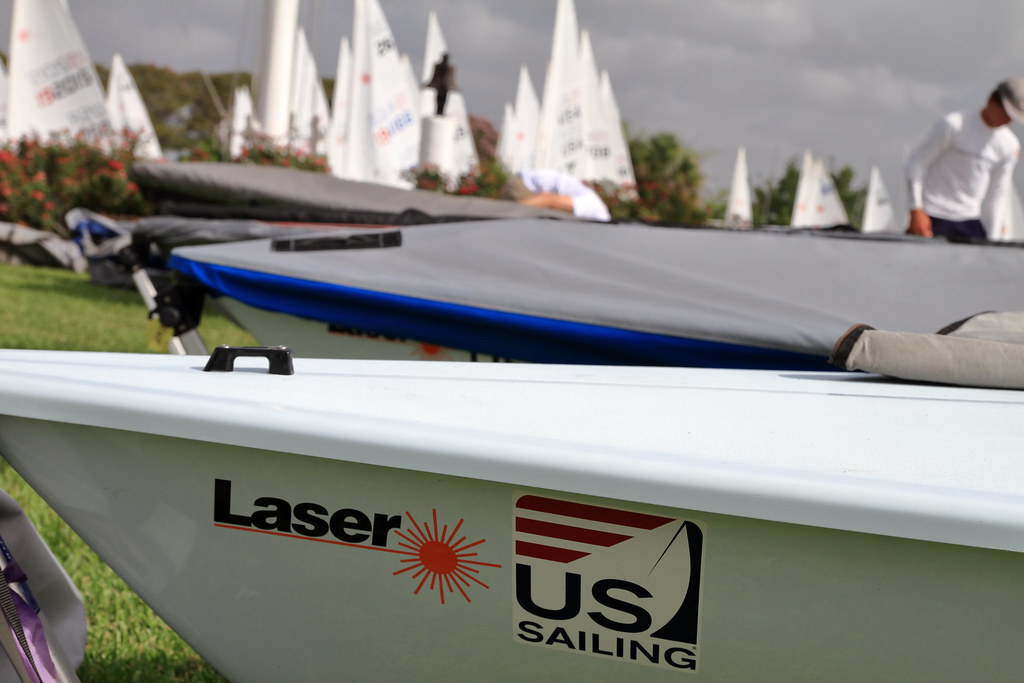 2018 U.S. Singledhanded Championships and Laser Nationals