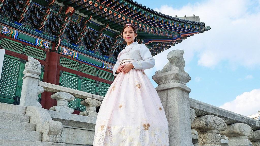 hanbok_korea_gyeongbokgung