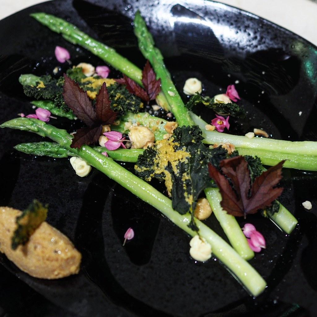 Thai Asparagus Salad