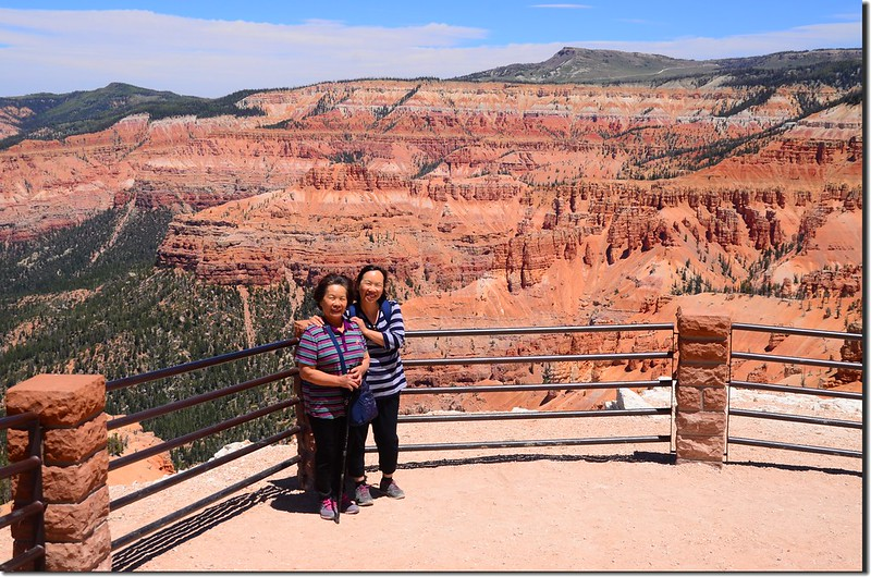Taken from Spectra Point, Cedar Breaks (2)