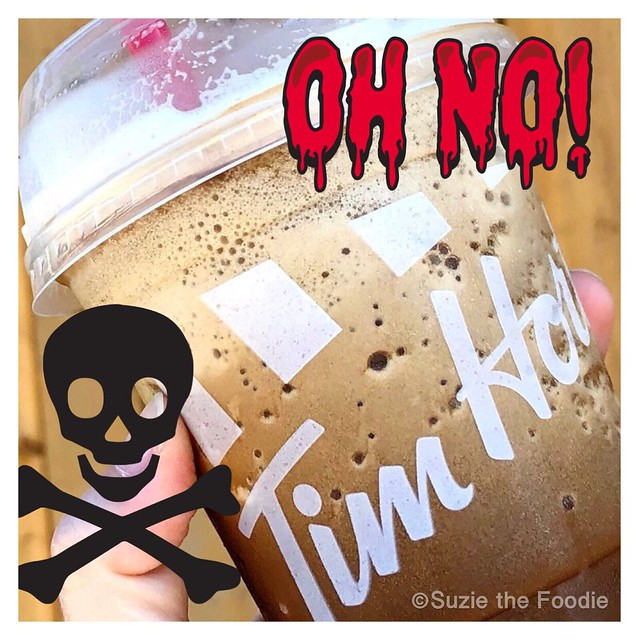 Breaking Up With Timmy's Iced Capps