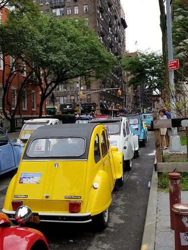 2018 Citroën Bastille Day Rally & RendezVous, NYC