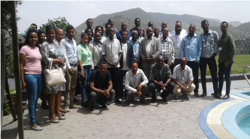 Sixth Ethiopian National Innovation Platform meeting (photo credit: ACGG)