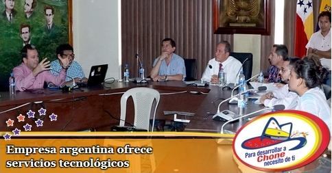 Empresa argentina ofrece servicios tecnológicos