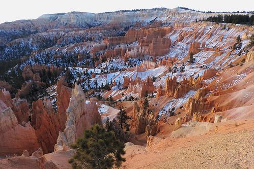 Bryce Canyon - Stunning Ridges