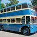 Trolleybus: Ashton-under-Lyne Corporation: 87 YTE826 East Anglia Transport Museum