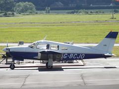 G-BCJO Piper Cherokee Arrow 28R Private