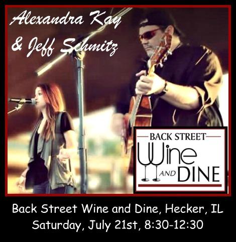 Alexandra Kay & Jeff Schmitz 7-21-18