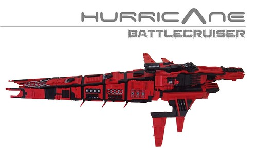 Battlecruiser Hurricane