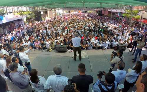 Cierre de campaña - AMLO en Sinaloa (19/jun/2018)