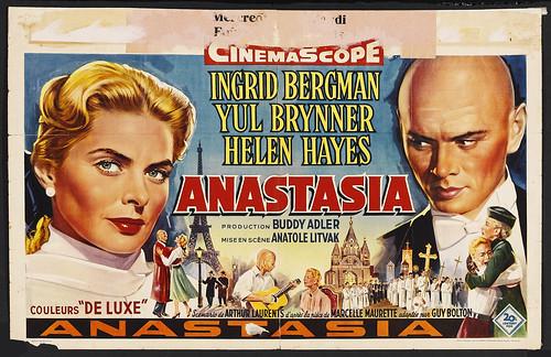 Anastasia - 1956 - Poster 6