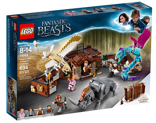 A Suitcase Full of Secrets! LEGO 75952 Fantastic Beasts Newt's Case of Magical Creatures