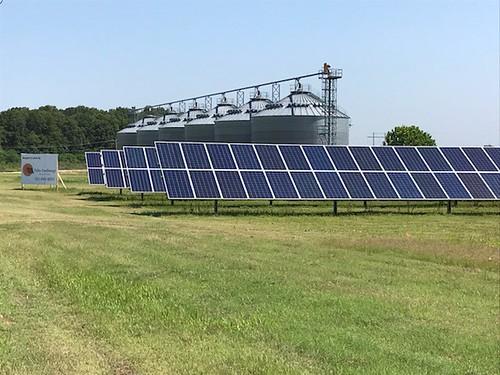 Solar Panels-Wide