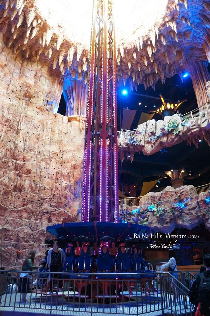 2018 Vietnam Ba Na Hills 20 Fantasy Park