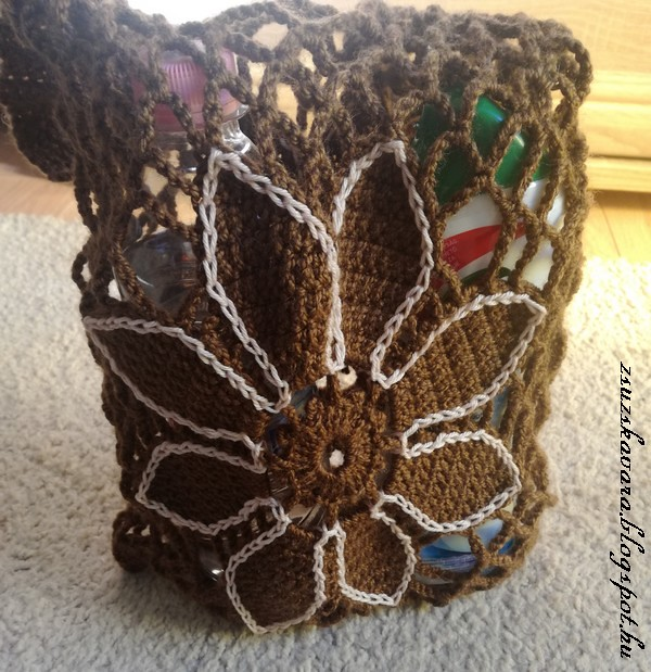crochet little bag flower (2)