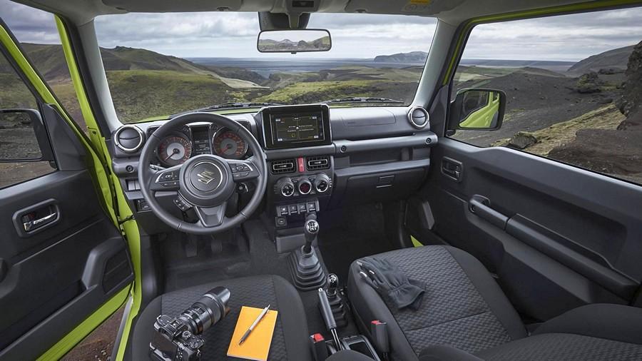 Suzuki Jimny pretstavuvanje 5